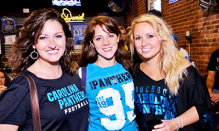 Miller Lite Panthers Playoff Pep Rally & Crawl - Rooftop 210: Two or Four Tickets to a Panthers Playoff Rally and Crawl from Full House Productions on January 10 (50% Off)