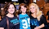 50% Off a Panthers Playoff Pep Rally and Crawl