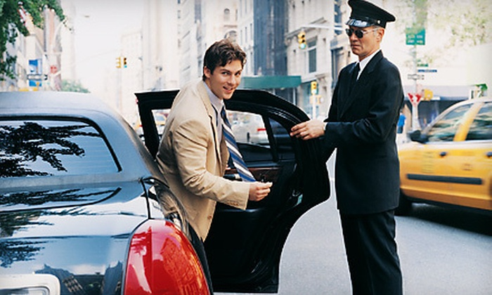 Arrow Transportation - New York City: One-Way Airport Transportation, or $30 for $60 Worth of General Car Services from Arrow Transportation