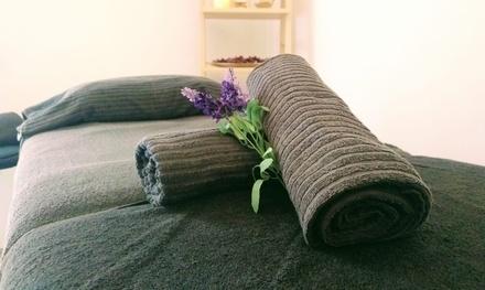 2 o 4 sesiones de masaje a elegir en Sei Sensi by Alexandra (hasta 81% de descuento)