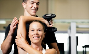 Fit Club Earn Your Body!: $5 for $10 Toward Group Fitness Training at Fit Club Earn Your Body!