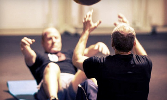 CrossFit Invigorate - North Strabane: 10 or 20 CrossFit Classes at CrossFit Invigorate (Up to 80% Off)