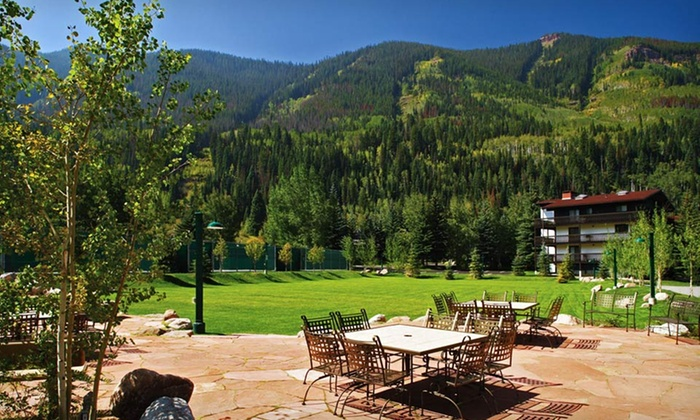 Vail Racquet Club Mountain Resort - Vail, CO: 1- or 2-Night Stay for Up to Four at Vail Racquet Club Mountain Resort in Vail, CO