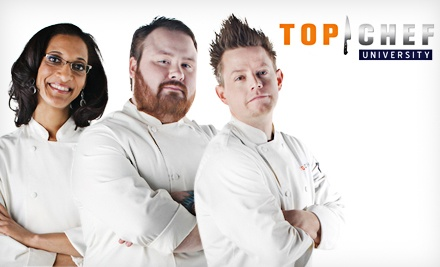 $49 for 12 Months of Online Cooking Classes from Top Chef University ($199.95 Value)