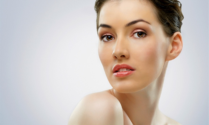 Treat - Treat Spa: One or Two Anti-Aging Facials with an Upper-Body Massage at Treat (54% Off)