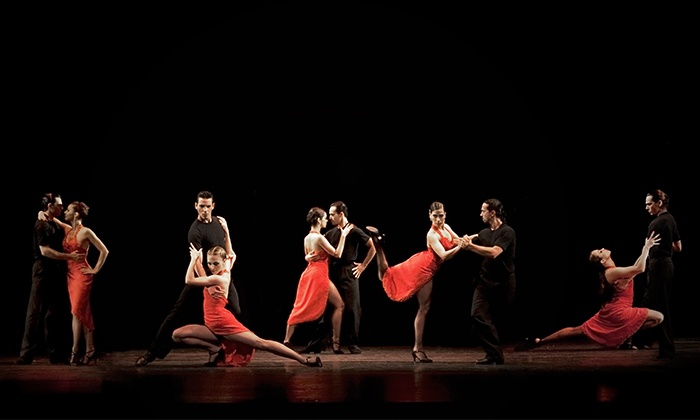 """""""Tango Buenos Aires"""" - The Egg: Tango Buenos Aires: """"Song of Eva Perón"""" on February 11 at 7:30 p.m. (Up to 50% Off)"""