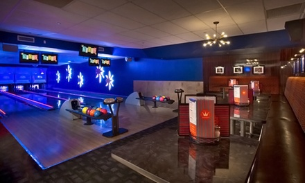 $40 or $60 Worth of Bowling, Billiards, Shuffleboard, Bank Shuffleboard, and Skee Ball at Kings (Up to 42% Off)