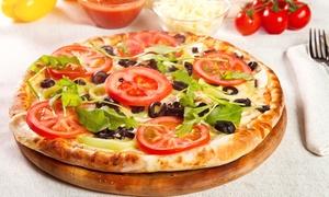 Restaurante Pizzeria Piccola Milano: 3-Gänge-Menü mit 38 cm Pizza nach Wahl für Zwei im Restaurante Pizzeria Piccola Milano ab 19,90 € (bis zu 57% sparen*)