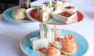 Magic Charters Melbourne: $59 for a Two-Hour High Tea Cruise with Sparkling Wine Package with Magic Charters