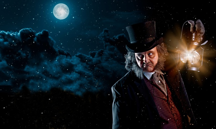 """Charles Dickens' A Christmas Carol - A Musical"" - cfa Auditorium at Concord First Assembly: ""Charles Dickens' A Christmas Carol: A Musical"" at cfa Auditorium at Concord First Assembly (Up to 40% Off)"