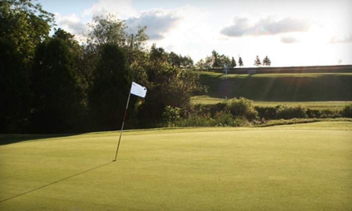 Widder Station Golf & Country Club - Thedford: 18-Hole Round of Golf for Two or Four with Cart at Widder Station Golf & Country Club (Up to 51% Off)
