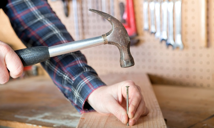 Contractors Just 4U - Quail Run Estates: $49 for Two Hours of Handyman Services from Contractors Just 4U ($150 Value)