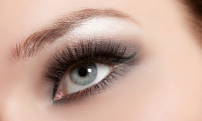 Brow Shapes - Multiple Locations: One Full-Face Threading, Three Eyebrow Threadings, or Two Henna Tattoos at Brow Shapes in Fresno (50% Off)