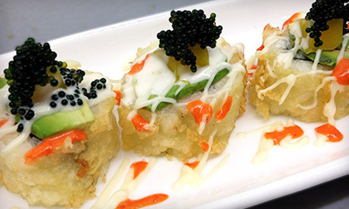Fuji Yama Sushi - Beltline: Japanese Food at Fuji Yama Sushi (Half Off). Two Options Available.