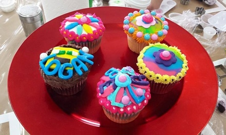 Up to 42% Off Decorate Your Cupckaes at My Make Studio