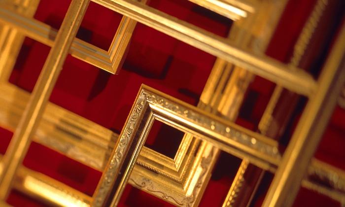 Clarendon Art Framing - Lyon Village: $49 for $200 Toward Framing and Engraving at Clarendon Art Framing
