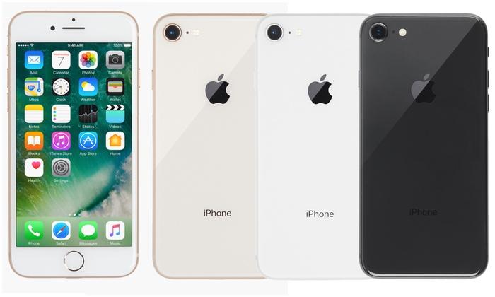80fcf534b40 Apple iPhone 8 or 8 Plus 64GB or 256GB (GSM and CDMA Unlocked)