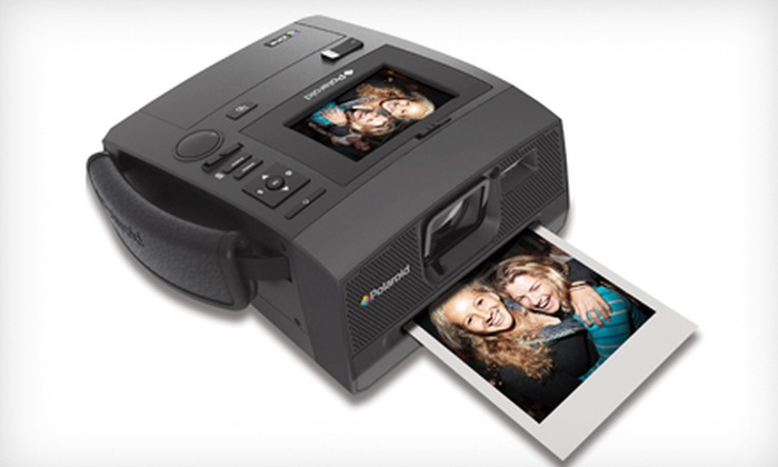 Polaroid Instant Digital Camera: Polaroid Instant Digital Camera with 10 or 100 Sheets of Zink Paper (Up to 26% Off). Free Shipping.