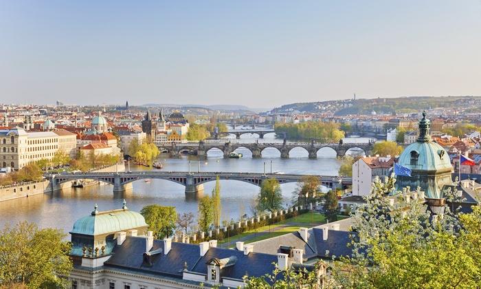 Hotel Galerie Royale 4* - Hotel Galerie Royale: Praga: 1, 2 o 3 noches para 2 con desayuno y bebida de bienvenida en Hotel Galerie Royale 4*