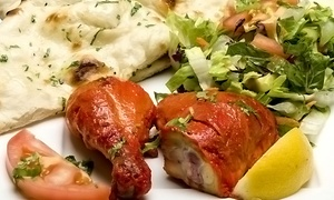 Swagat Palace: $16 for $30 Worth of Regional Indian Food at Swagat Palace