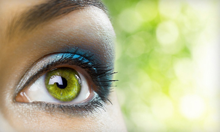 Nova SurgiCare, PC - Tysons Central 7: Cosmetic Surgery for Upper, Lower, or Upper and Lower Eyelids at Nova SurgiCare, PC (Up to 57% Off)