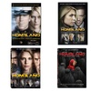 Homeland: Season 1, 2, 3, or 4 on DVD