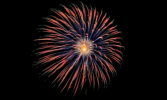 Motor City Fireworks - Multiple Locations: $20 for $40 Worth of Fireworks at Motor City Fireworks