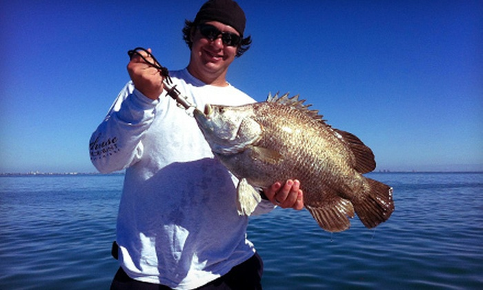 Scales and Tails Charters - Scales and Tails Charters: $199 for a Half-Day Fishing Charter for Up to Three from Scales and Tails Charters ($400 Value)