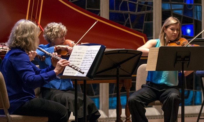 Rembrandt Chamber Players presents Romantic Sonatas - Rembrandt Chamber Players: Rembrandt Chamber Players presents Romantic Sonatas on Sunday, February 14, at 3 p.m.