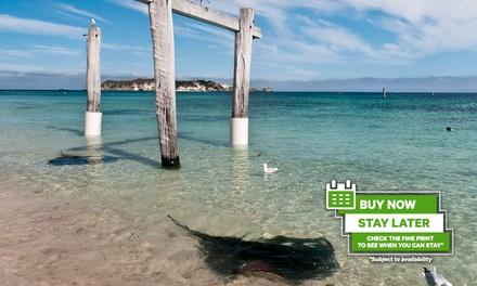 Margaret River Region, Hamelin Bay: 3- or 4-Night Beach Break for 4 People at Hamelin Bay Holiday Park