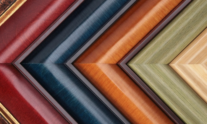 null - Lakewood: Custom Framing Services at Wobblefoot Art Gallery (Up to 53% Off). Two Options Available.