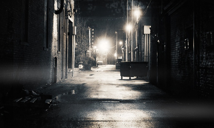 The Dark Alley Haunted House - Oak Ridge: The Dark Alley Haunted House for Two Children or Adults (Up to Half Off)