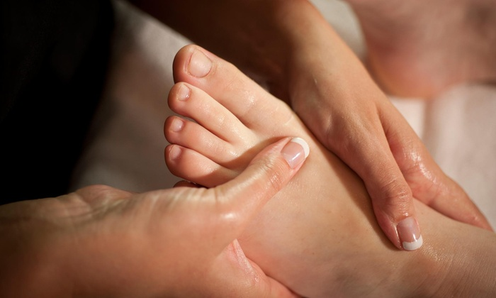 East Brunswick Foot Care - Old Bridge Township: Up to 52% Off Reflexology  at East Brunswick Foot Care