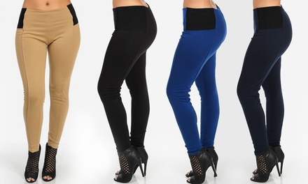 Women's Stretchy Skinny Pants