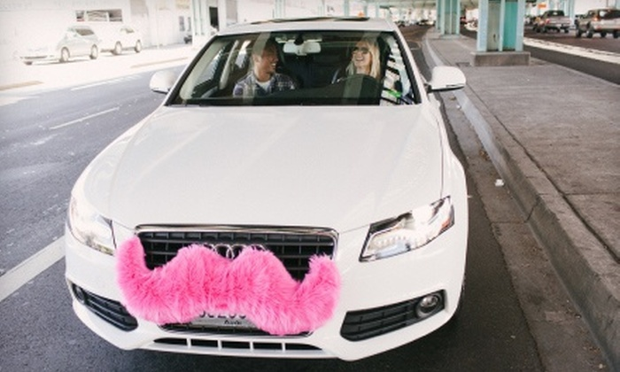 LYFT: $5 for $20 Worth of On-Demand Ride Services from Lyft