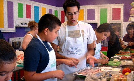 Children's Cooking Class at Young Chefs Academy San Antonio (Up to 53% Off). Six Options Available.