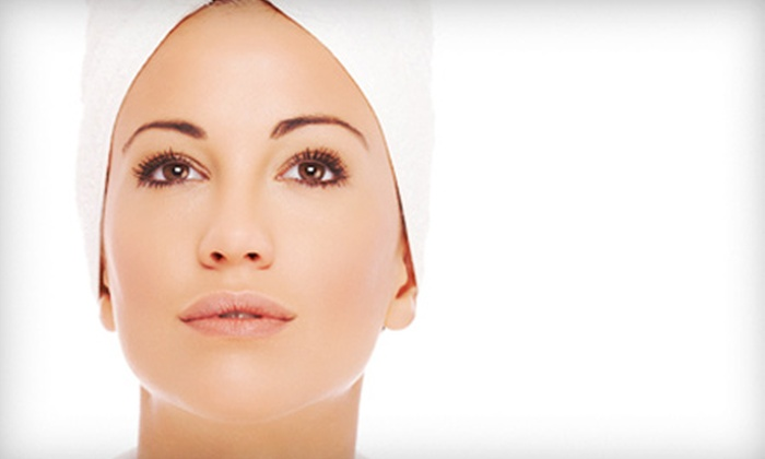 Rubyz Day Spa - Frisco: One or Two 50-Minute Custom Facials at Rubyz Day Spa (Up to 66% Off)