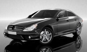 Pro Wash Auto Spa: $109 for Window Tinting for a Full Car at Pro Wash Auto Spa ($200 Value)