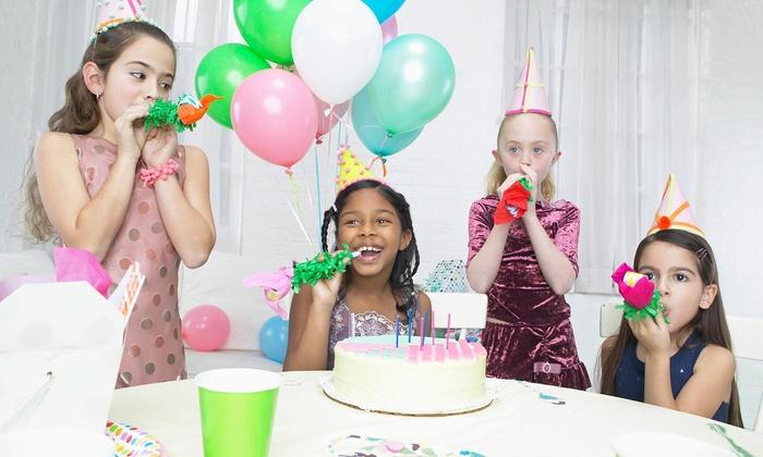 Sharkey's Cuts For Kids - Mesa: A Glamour Birthday Party from Sharkey's Cuts for Kids - Mesa, AZ