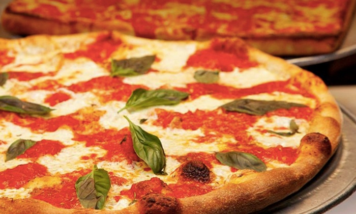 Umberto's Restaurant & Pizzeria - Garden City: Italian Food for Dine-In, Takeout, or Catering at Umberto's Restaurant & Pizzeria (50% Off). 2 Options Available.