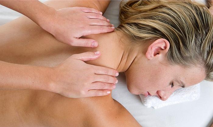 Kristen Lamb, LMT - Wall: 60- or 90-Minute Swedish Massage with Foot Scrub from Kristen Lamb, LMT (50% Off)