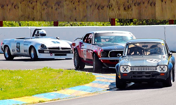 Classic Sports Racing Group - Sonoma Raceway: Classic Sports Racing Group's David Love Memorial Races at Sonoma Raceway on April 11 and 12 (Up to 52% Off)