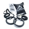 Black Mountain Products Multipurpose Gymnast Rings