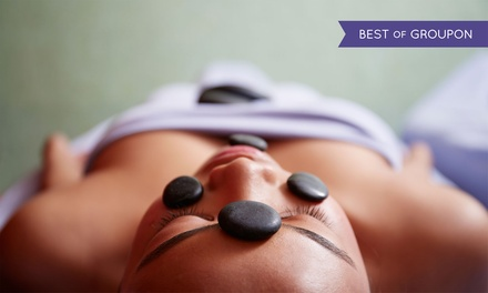 Spa Packages with 60- or 90-Minute Aromatherapy Massage and Mini Hot-Stone Treatment (Up to 52% Off)