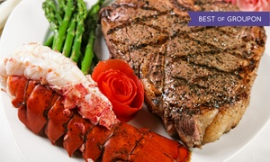 Ki's Steak and Seafood: $24 for $40 Worth of Steak and Seafood at Ki's Steak and Seafood