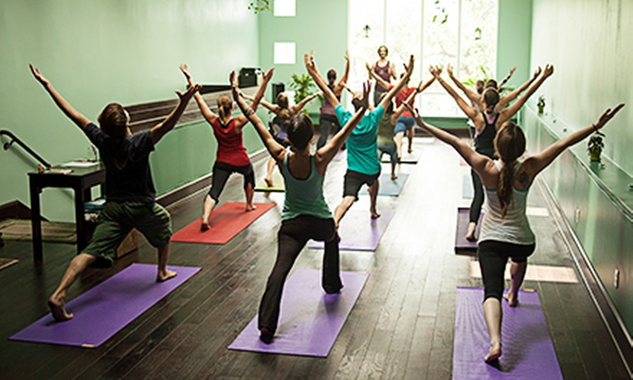 Your Yoga - Whittier: One or Two Months of Unlimited Classes at Your Yoga (Up to 73% Off)