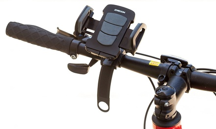 Universal Smartphone Bike Mount Cradle from AED 49 (Up to 61% Off)