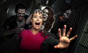Daring Escapes: Admission for One, Two, or Four to Room Escape Game with Zombie at Daring Escapes (Up to 52% Off)