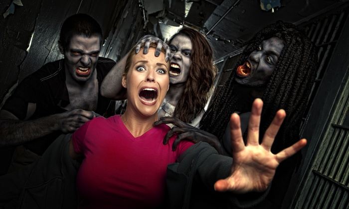 Daring Escapes - Shadyside: Admission for One, Two, or Four to a Zombie Room-Escape Game at Daring Escapes (Up to 52% Off)