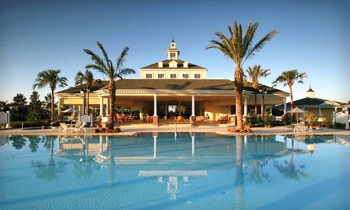null - Orlando: Stay with Daily Breakfast at Reunion Resort in Reunion, FL. Dates into December Available.